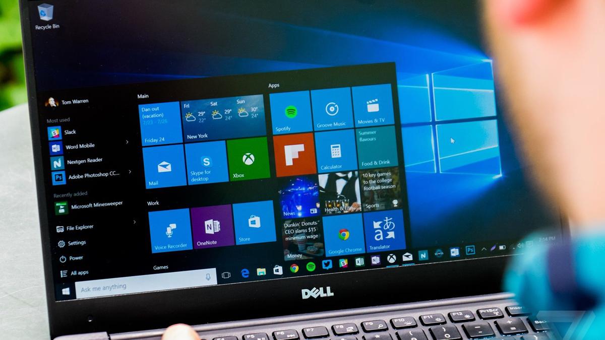 La prochaine mise à jour de Windows 10